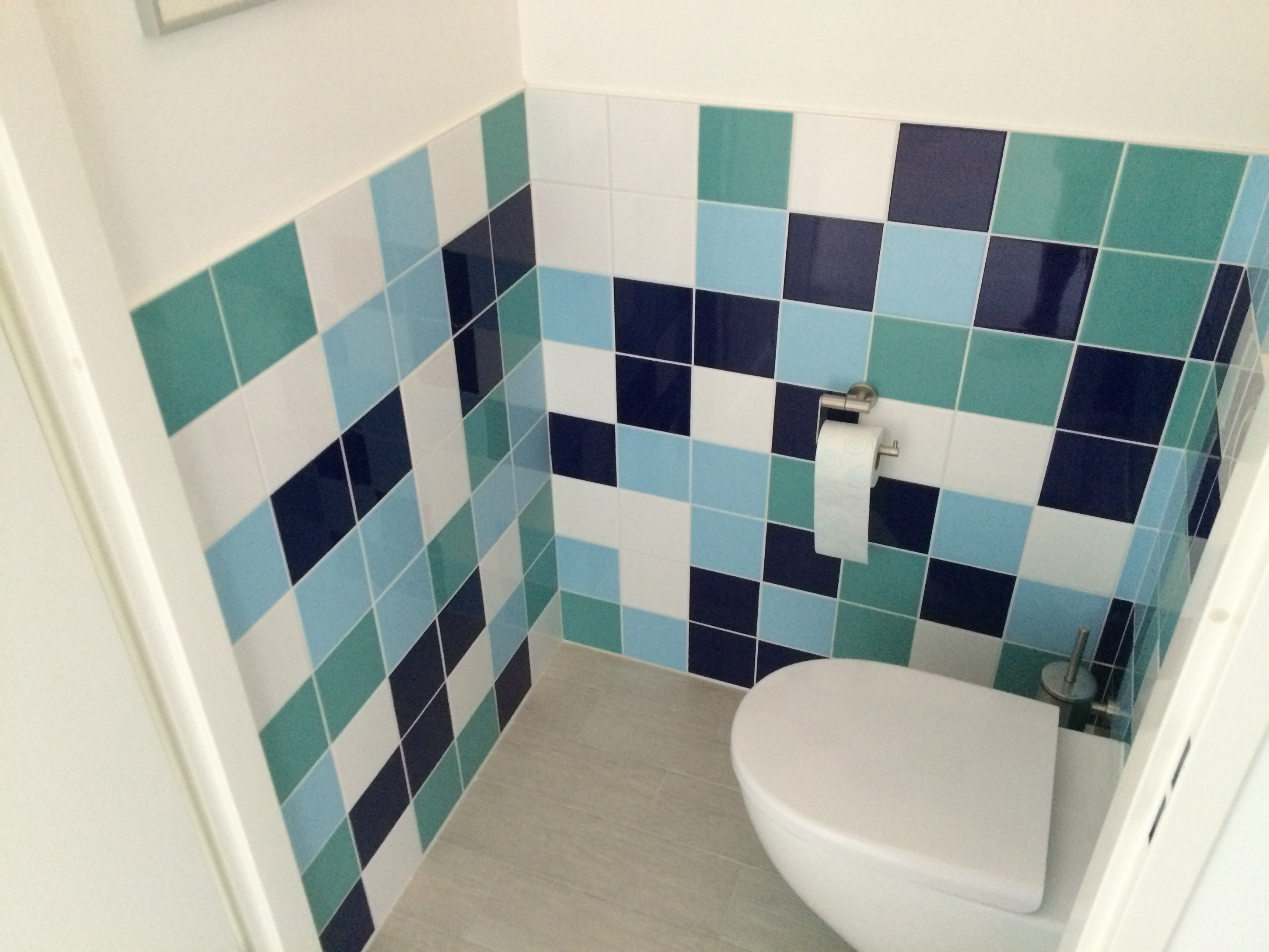 Designing our bathroom with R – That\'s so Random